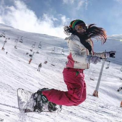 Pooladkaf Ski Tour
